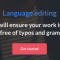 Case Study: Language Editing on Peerwith